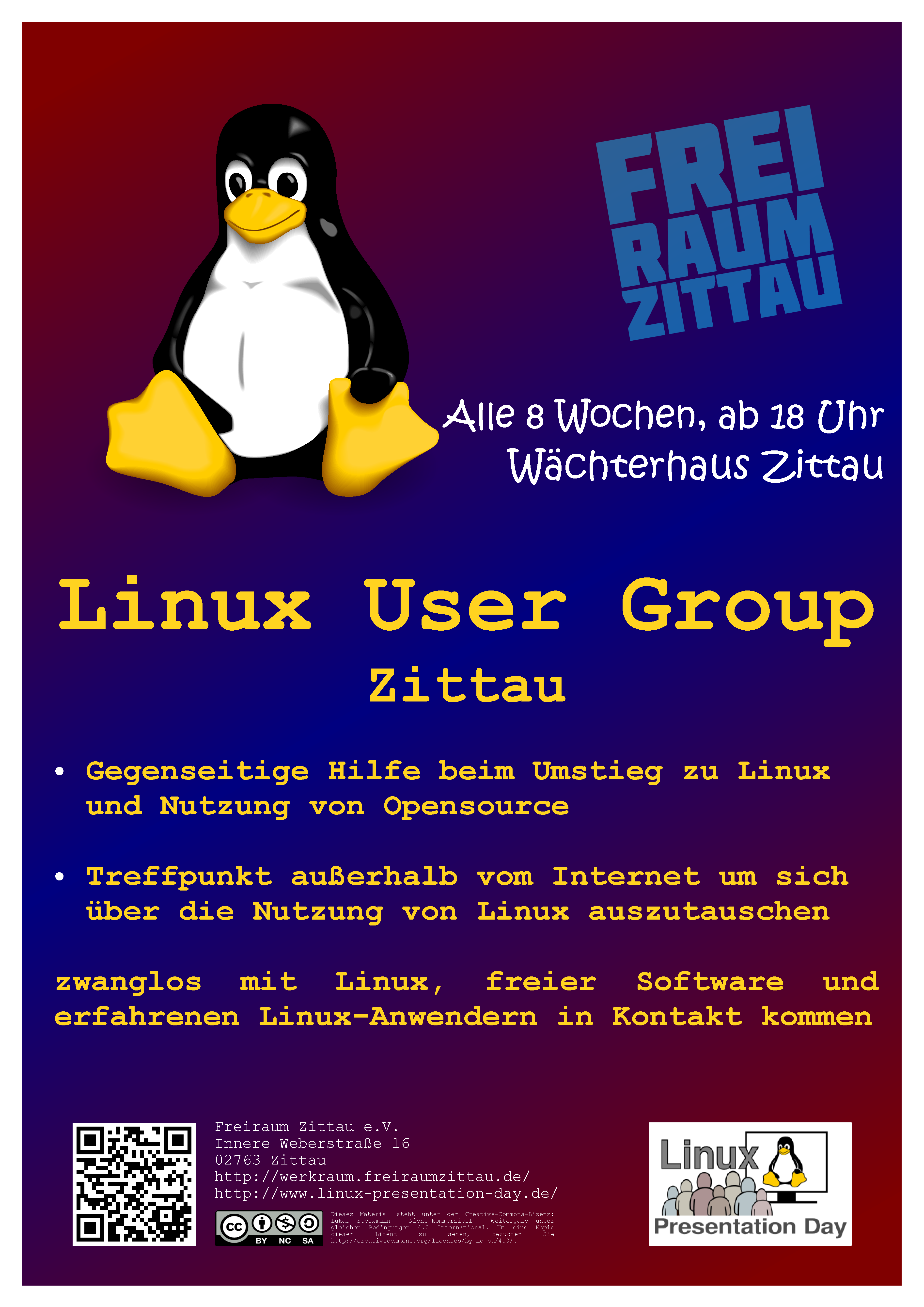 Linux User Group Zittau